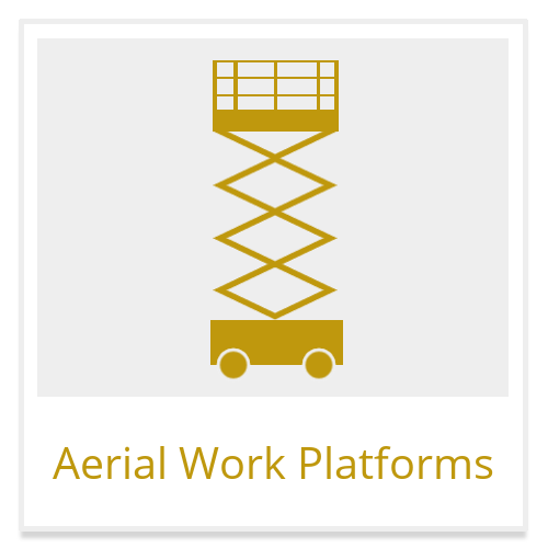 aerial work platform construction equipment rental
