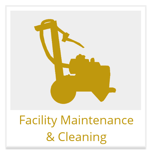 facility maintenance and cleaning construction equipment rental